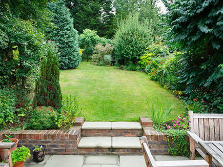 Demand in homes with a garden surges after lockdown